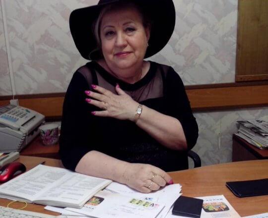 Качанова Надежда Александровна