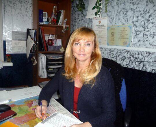 Авдеева Марина Юрьевна