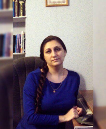 Харитонова Наталья Анатольевна