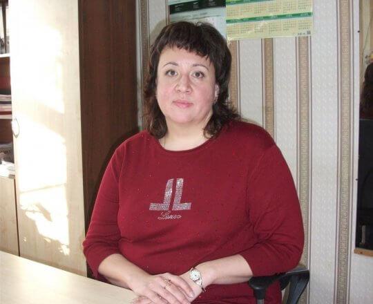 Лахно Оксана  Александровна