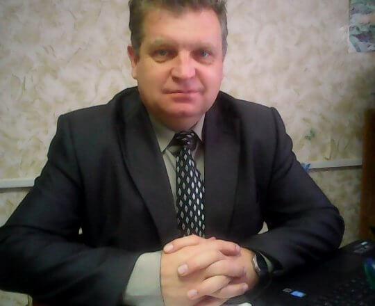 Виноградов Андрей Всеволодович