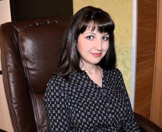 Малгина Екатерина Евгеньевна