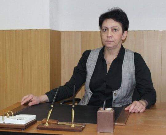 Дрондина Елена Юрьевна