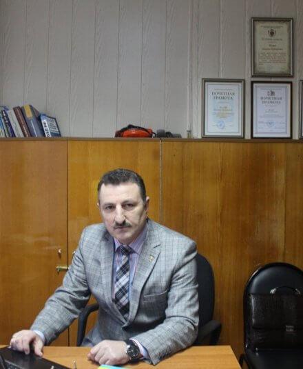 Исаев Низами Куджаевич